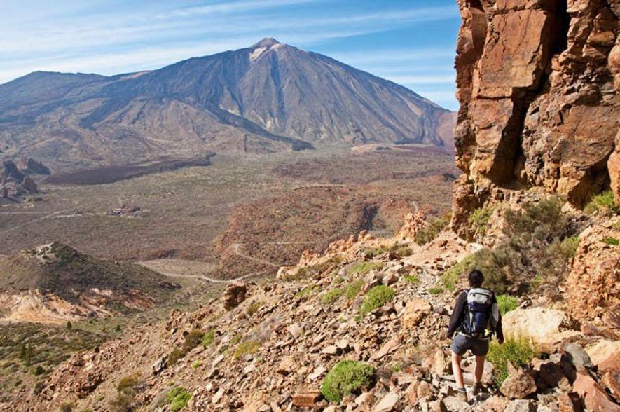 Teide National Park.