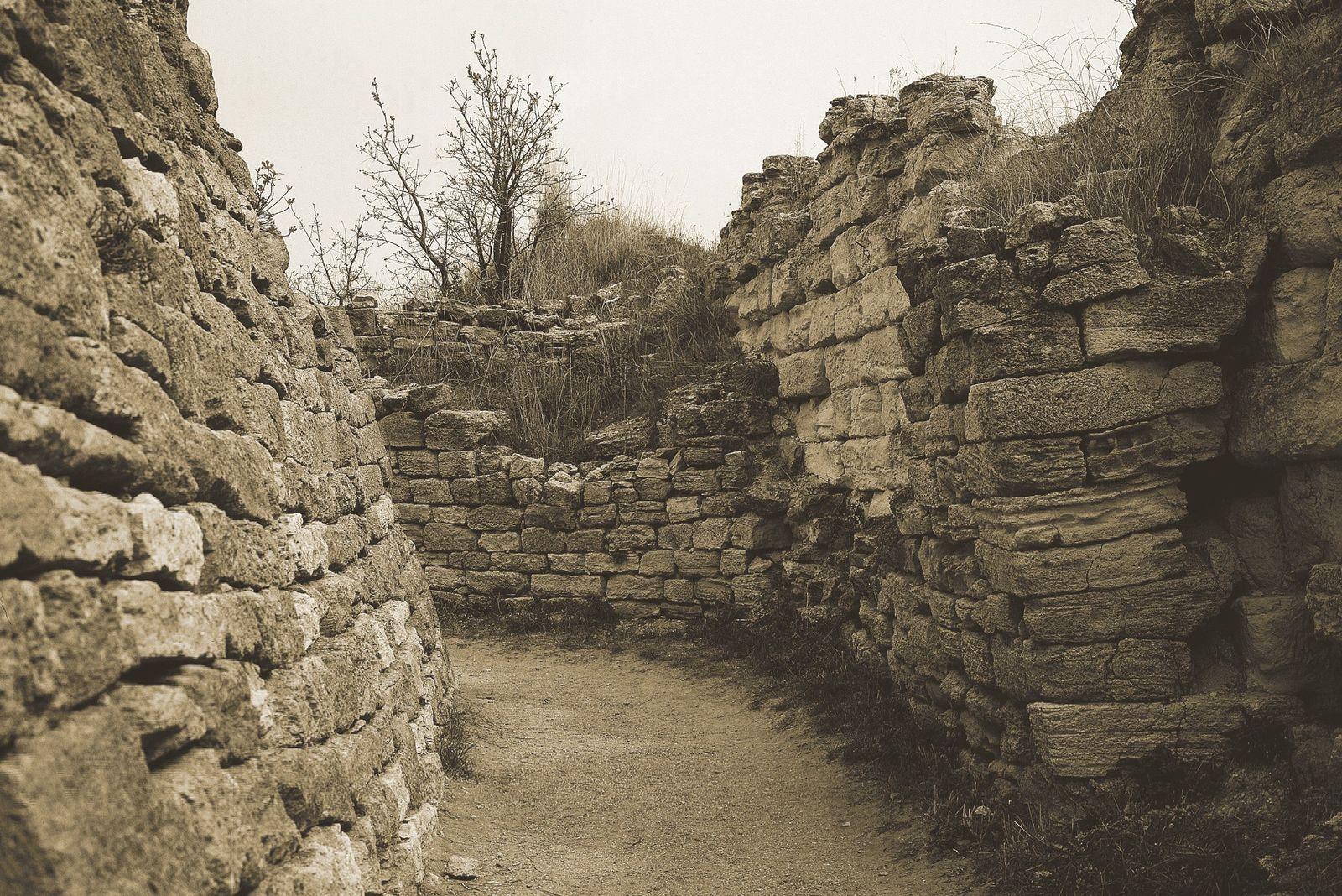 How archaeologists found the lost city of Troy - 1