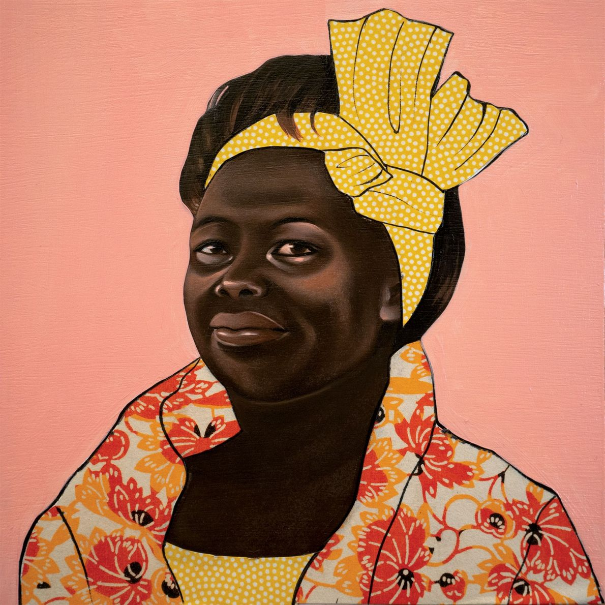 Wangari Maathai 1940-2011, Greening the Planet Born in rural Kenya, she was passionate about democracy, human rights, and ...