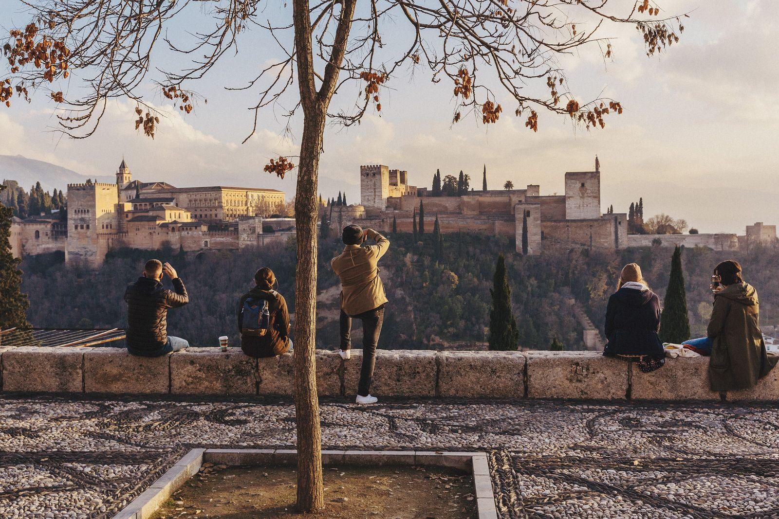 A city guide to Granada, Spain