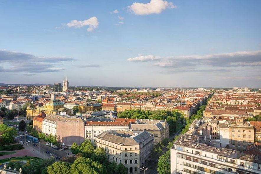 Croatia's historic capital, Zagreb