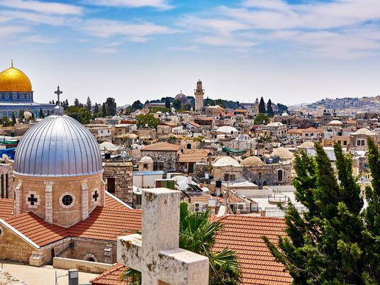 A culinary journey through Jerusalem's street food scene