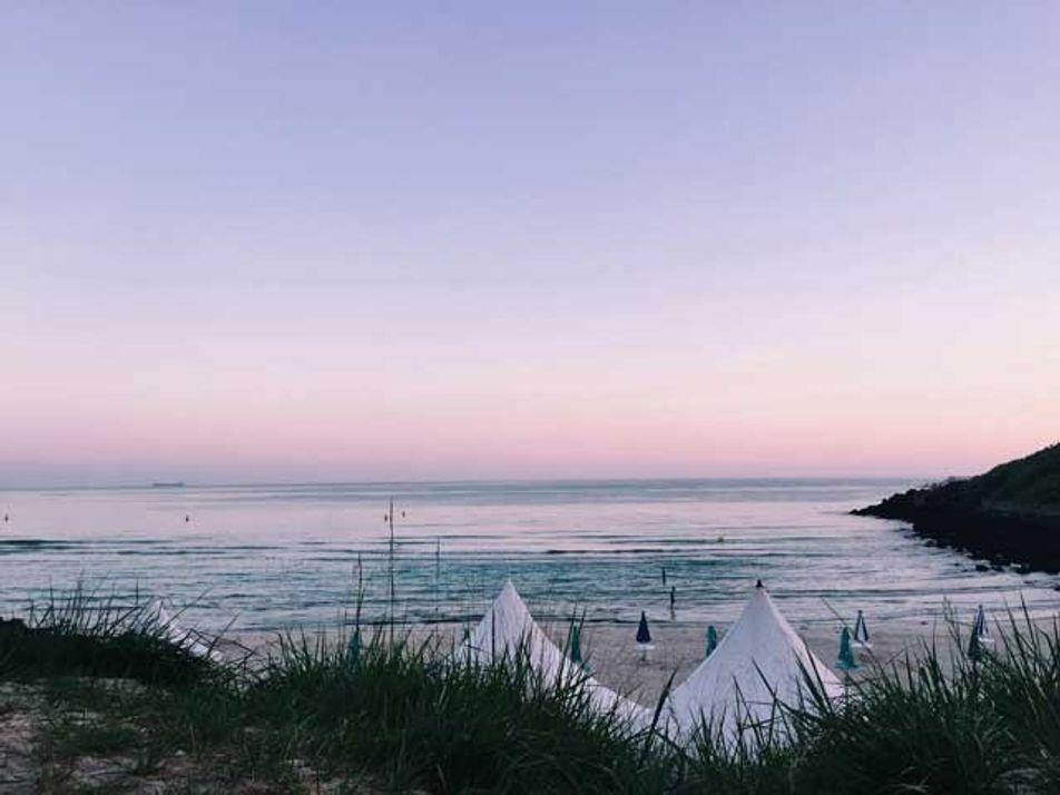South Korea: Top 5 beaches