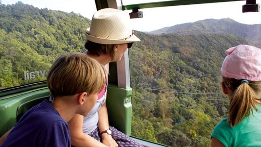 Where to go in Queensland with the kids