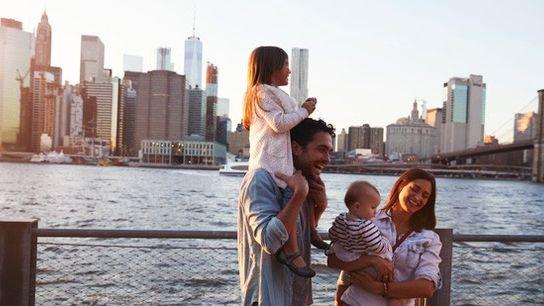 Family in New York