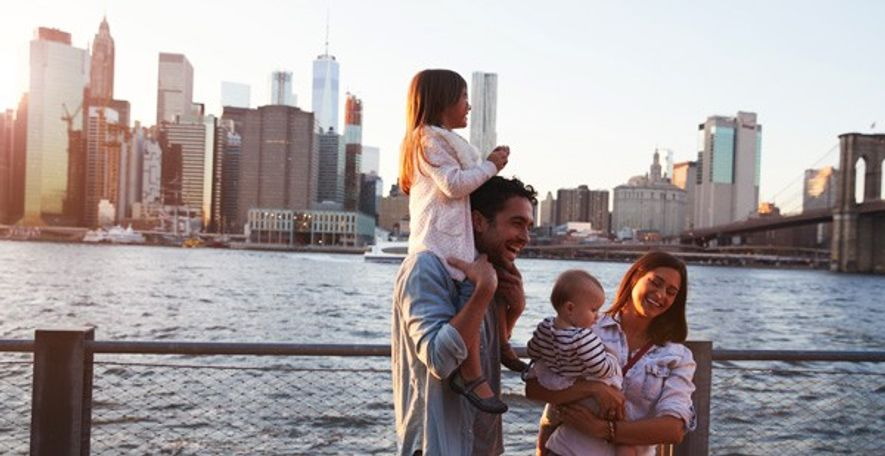 Family travel in New York