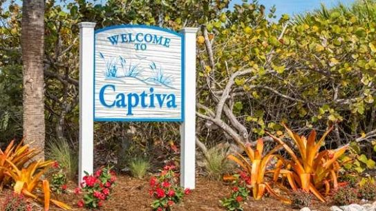 The laid-back, easy town of Captiva