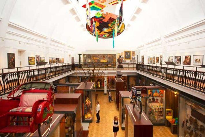 The Horniman Museum, London.