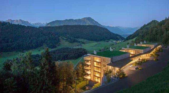 Bürgenstock Resort, Switzerland