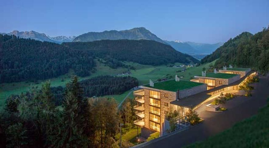 Bürgenstock Resort, Switzerland