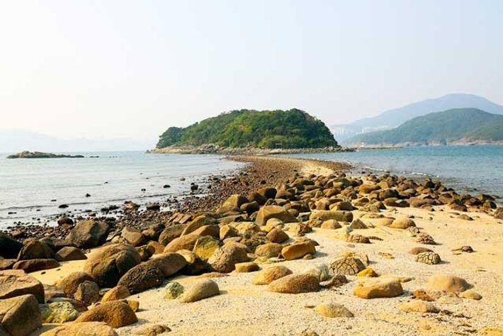Image: Sharp Island, Sai Kung