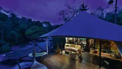 Cambodia's new luxury hotels