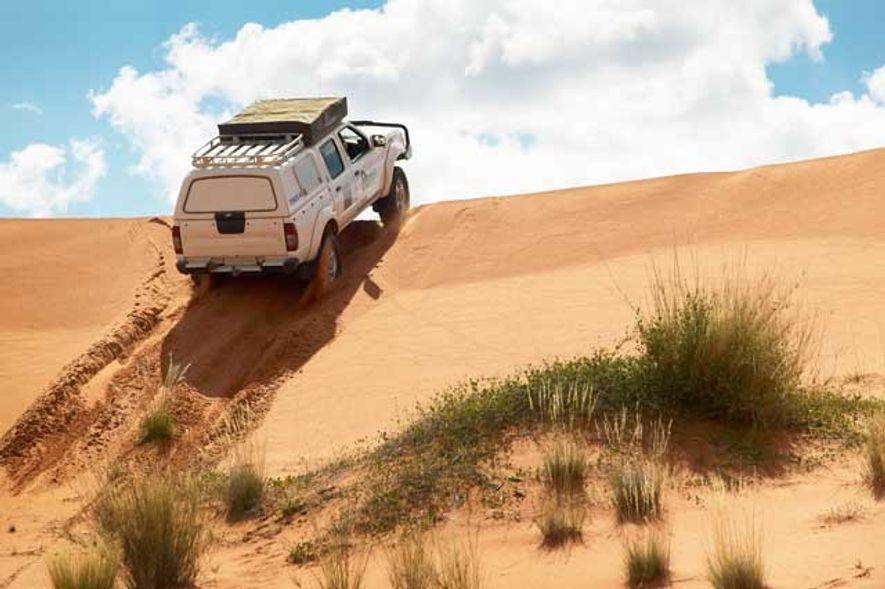 There are a lot of opportunities to experience off-roading