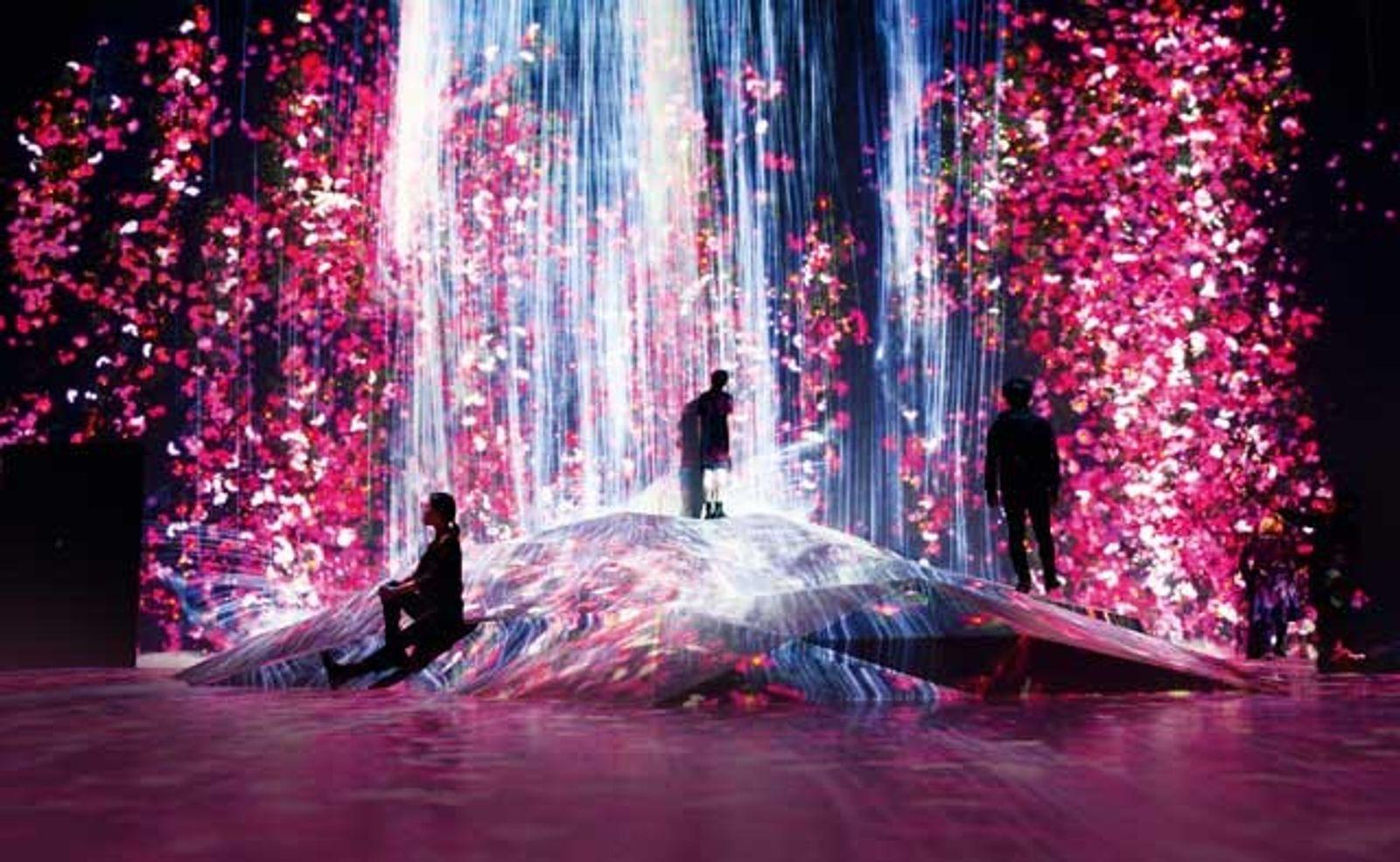 Let's get digital: welcome to Tokyo's new art museum