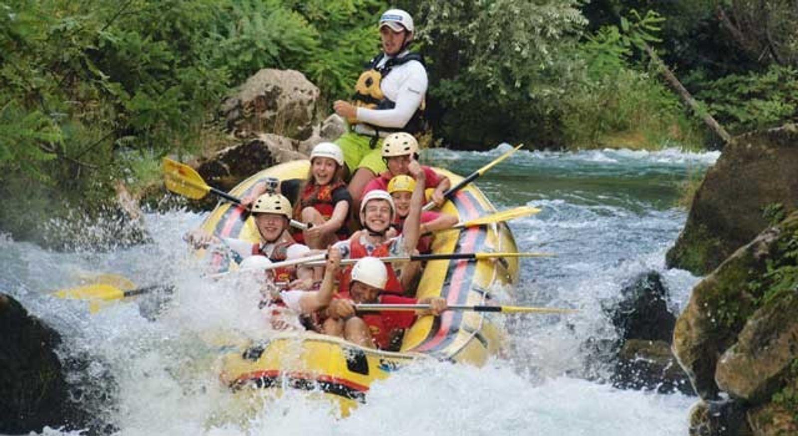 Top five family adventures in Europe