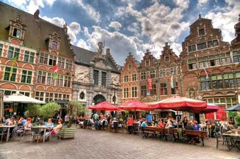 A long weekend in Ghent