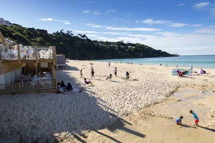 Carbis Bay Beach. Image: Visit Cornwall