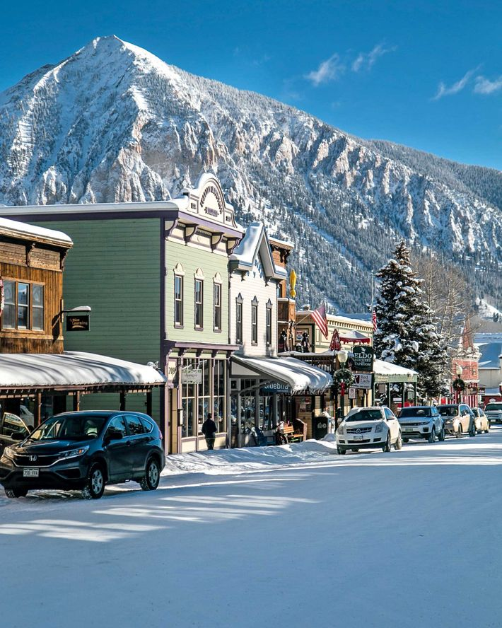 With skiing in the same vein as Kicking Horse, Crested Butte has hosted years of extreme ...