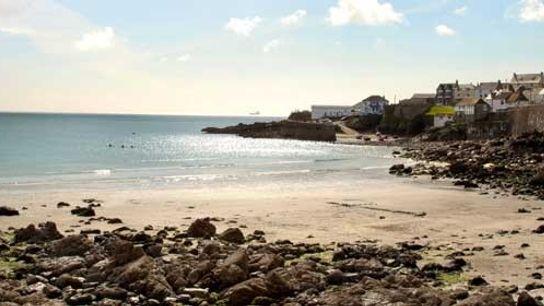 Coverack Beach, St Just, Cornwall