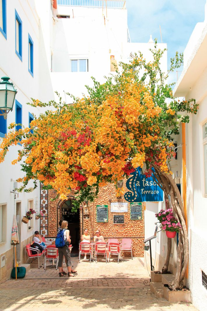 Albufeira sits at the heart of the Algarve and is one of a number of coastal towns in ...