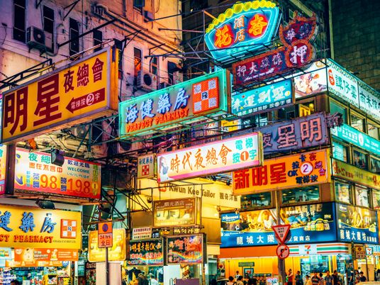 Is it lights out for Hong Kong's neon signs? How citizens are fighting to save the ...