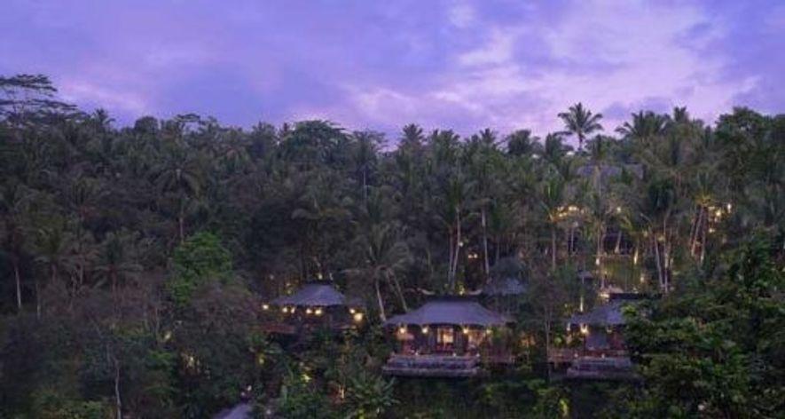 Capella Ubud, Indonesia