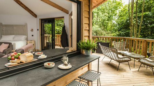 CLOSED: Win a three-night stay at a treehouse hideaway in Devon