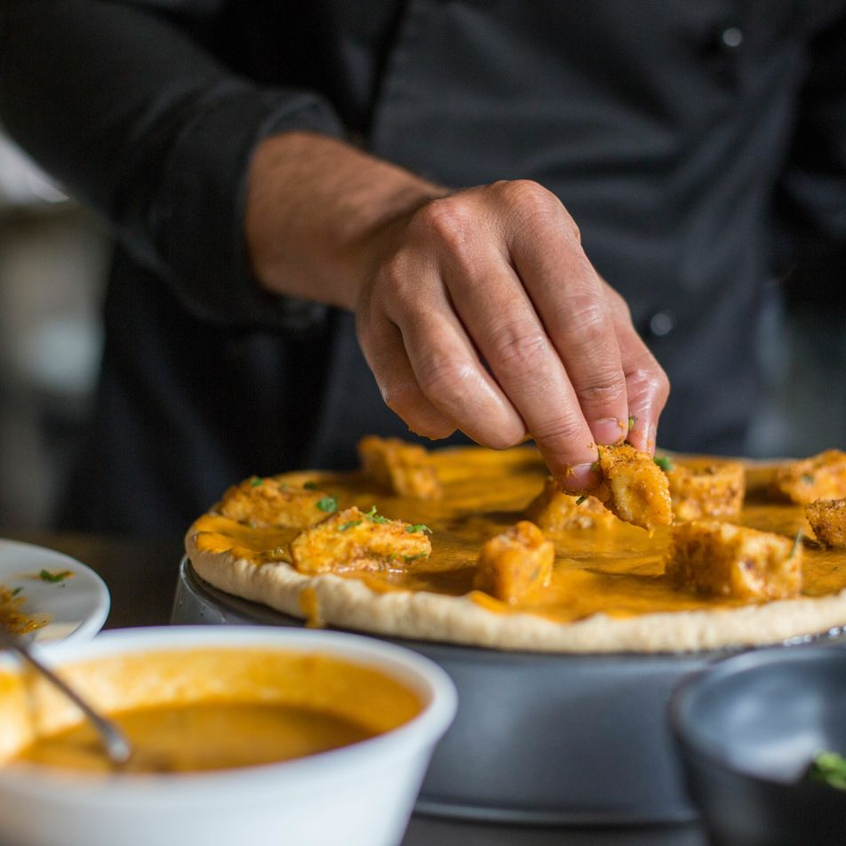 Is Bengaluru India's most exciting city for vegetarians?