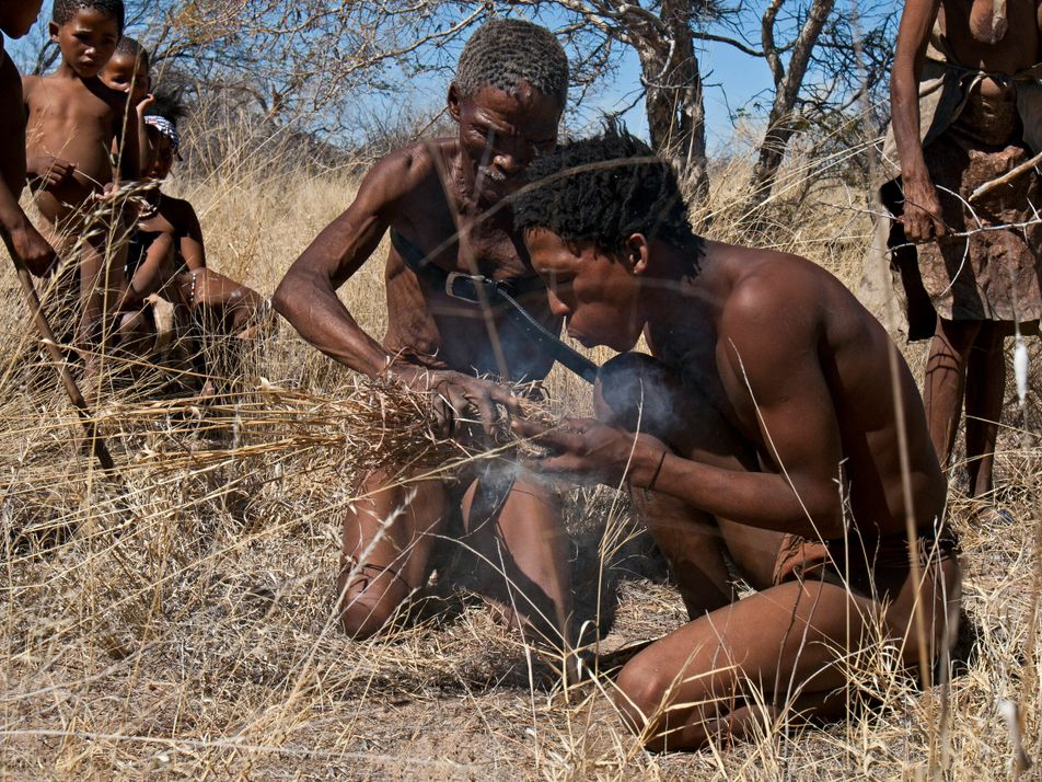 Discovering indigenous bush traditions in Namibia's borderlands