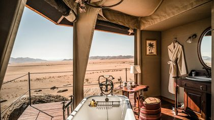 Five new remote luxury lodges in Namibia