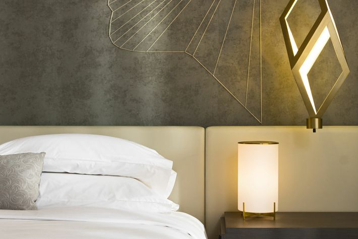 For Kimpton La Peer, local designer Gulla Jónsdóttir revamped the art deco building in 2018, with ...
