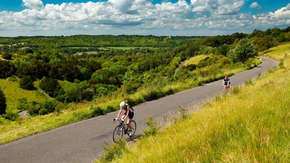 How to explore King Alfred's Way, England's newest long-distance cycle route