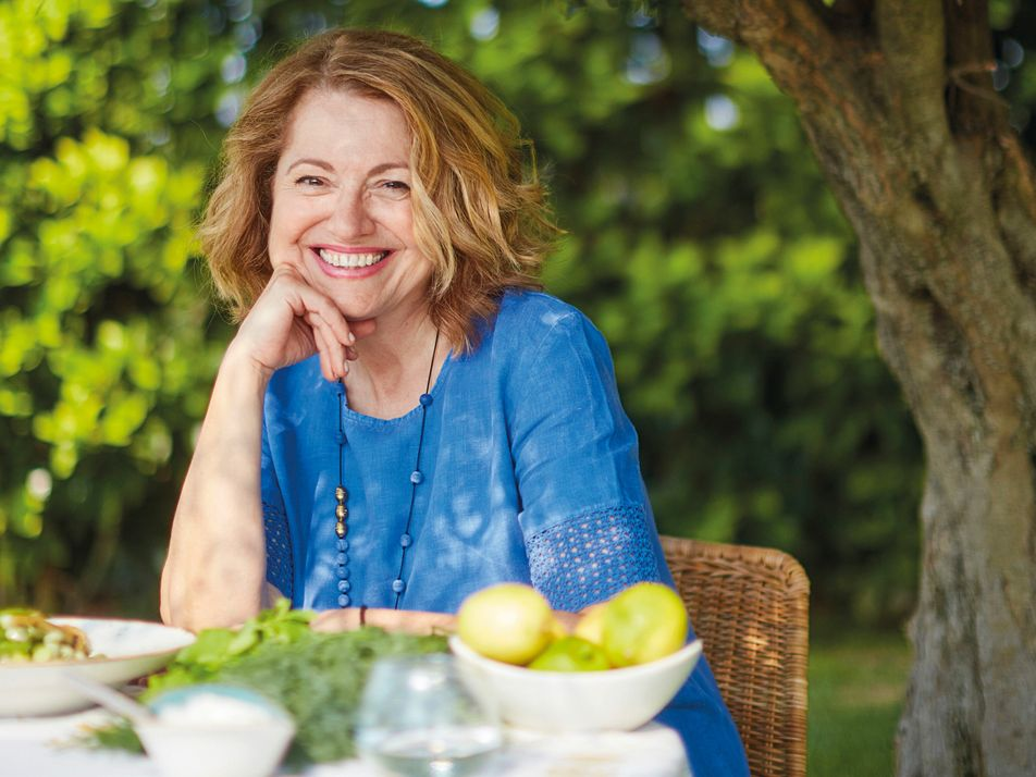 MasterChef winner Irini Tzortzoglou explores the flavours of Crete