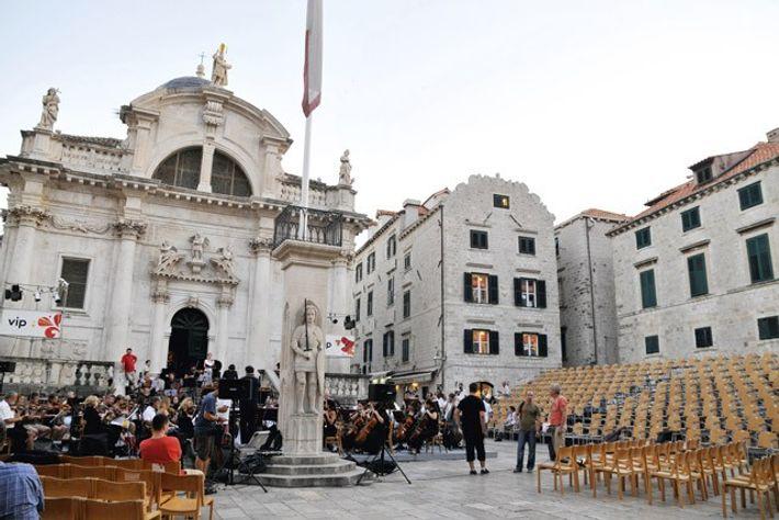 End of the Summer Festival, Dubrovnik. Image: iStock
