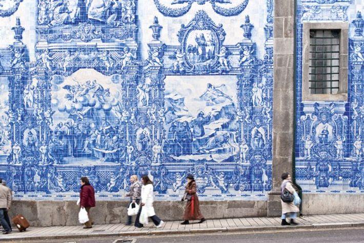 Santa Catarina Chapel, Porto
