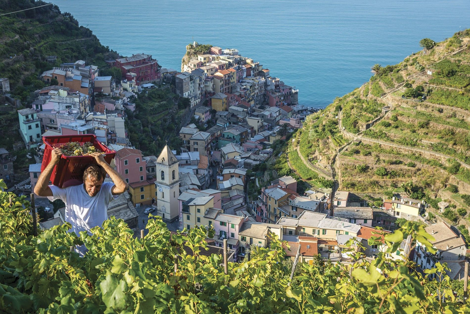 Weekender: Cinque Terre