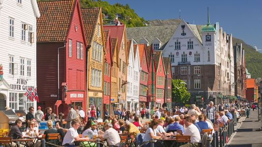 How to spend a weekend in Bergen, the gateway to Norway's fjords