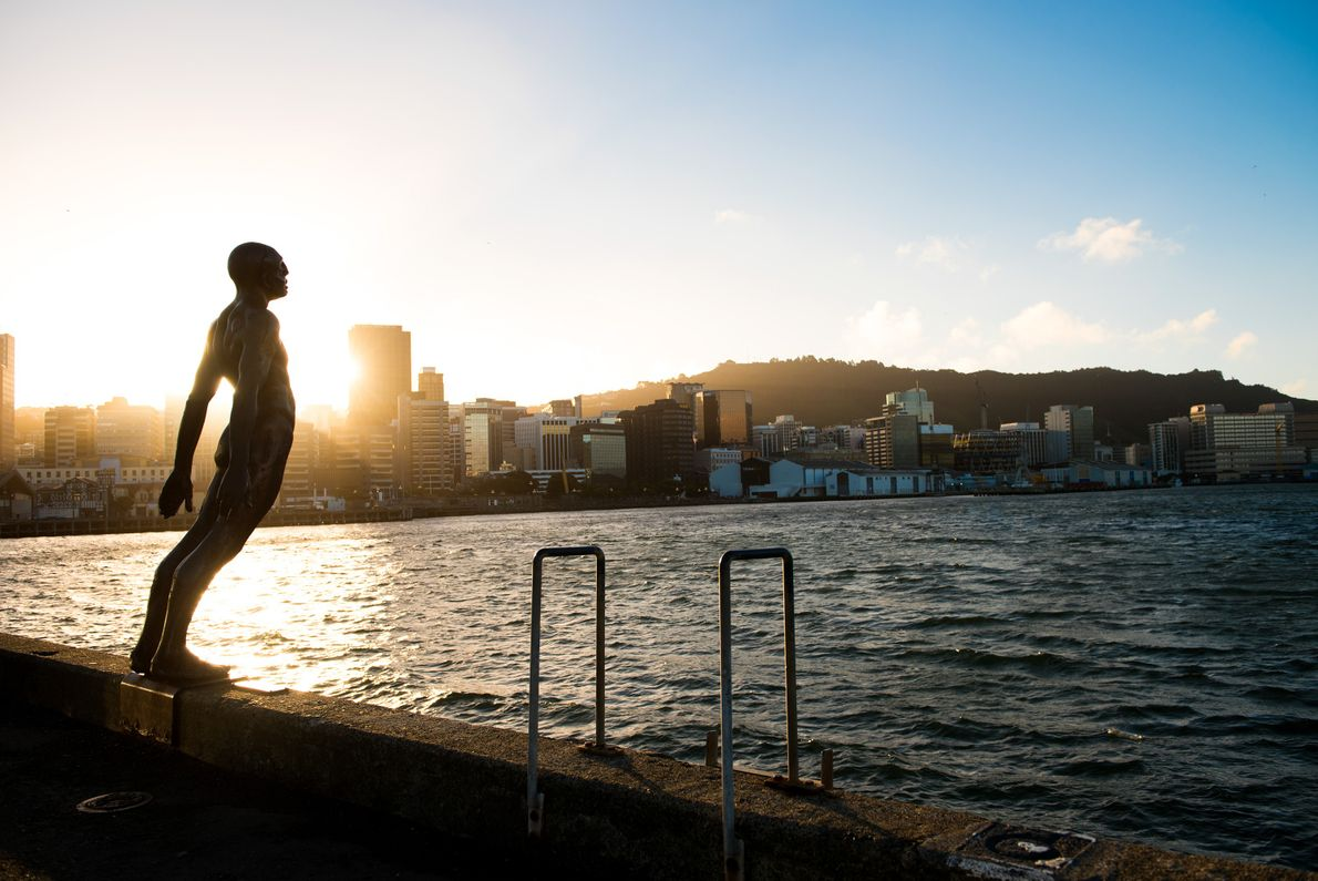 The Wellington Waterfront is a popular area that attracts locals and visitors alike for activities at ...