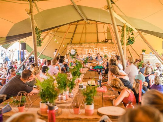 Six of the best UK food festivals for summer 2021