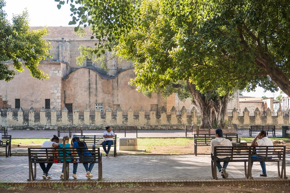 The Zona Colonial was intended to serve as a model for the New World, and many ...