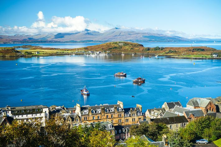 When it comes to showcasing its seafood, Scotland really puts much of the rest of coastal ...