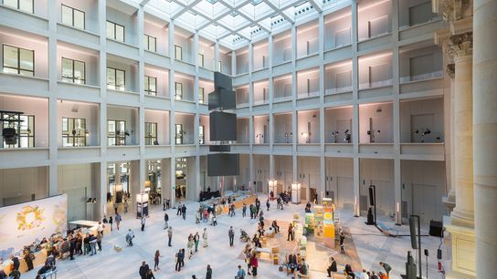 The Humboldt Forum is set to be a shpwstopping addition to Berlin's Museum Island.