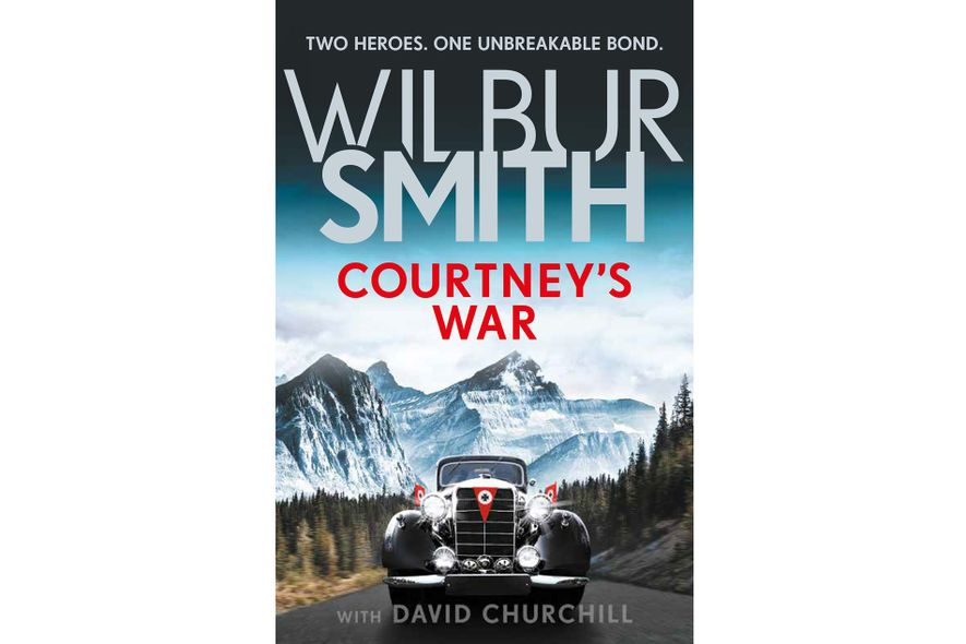 Courtney's War book cover