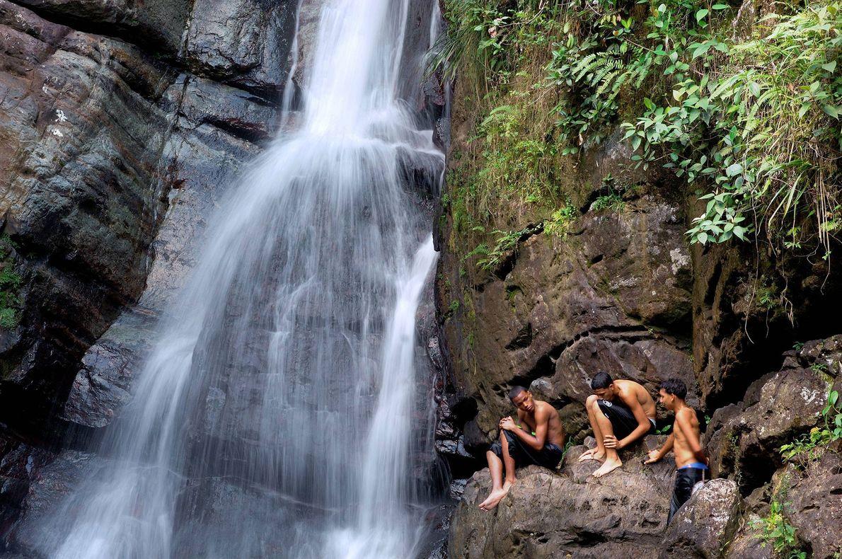 Río de la Mina, Puerto Rico