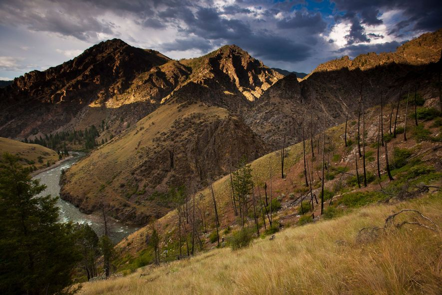 Salmon River (Middle Fork), Idaho