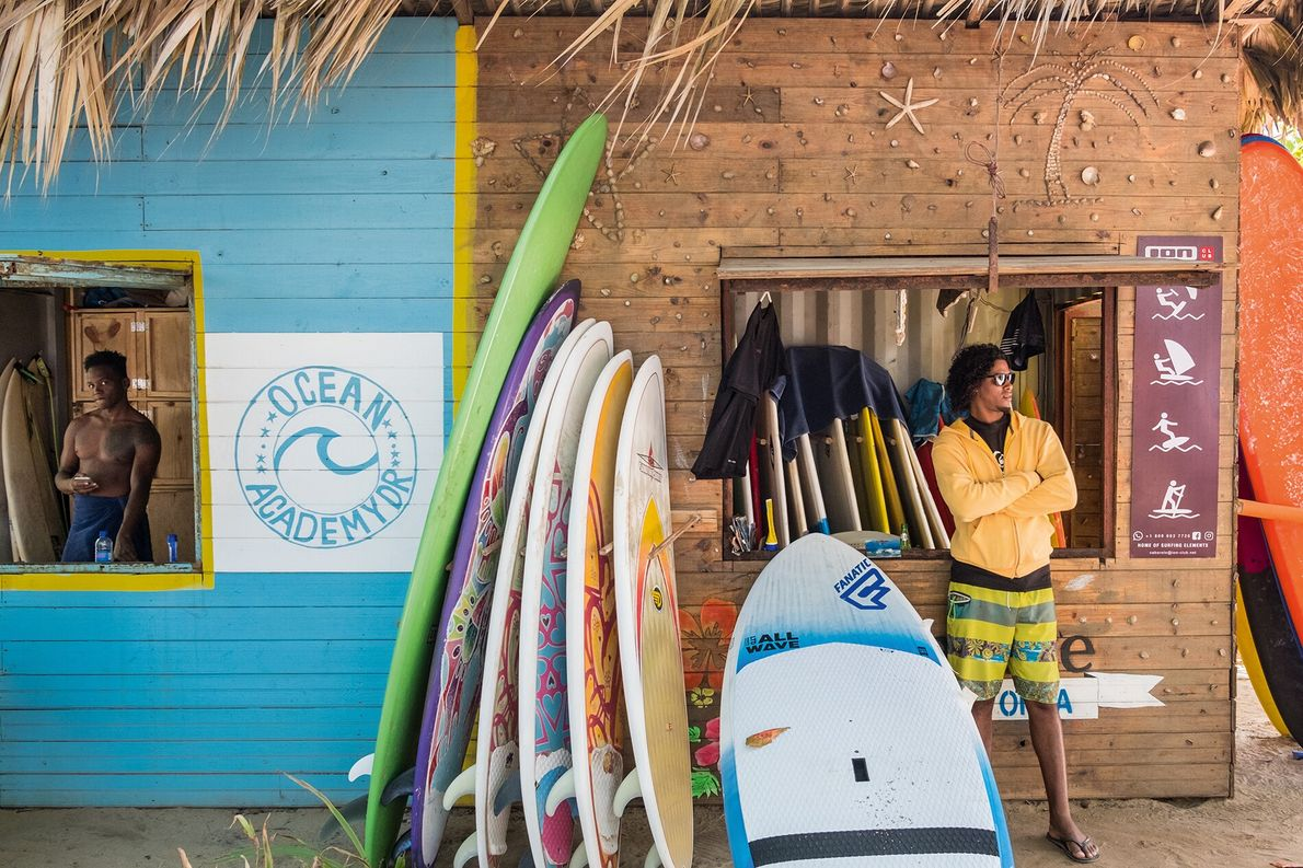 Playa Encuentro is home to some of the best watersports centres in the area, such as ...