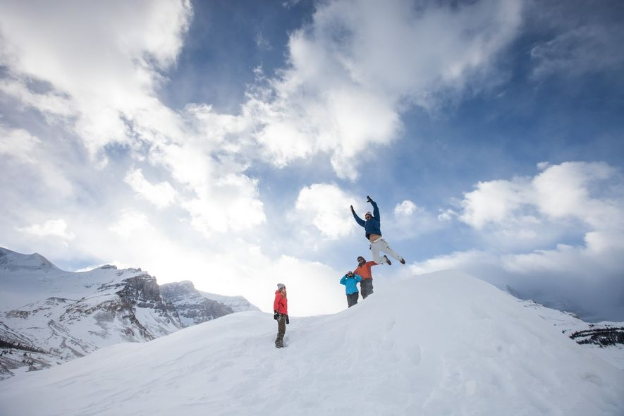 Once the snow falls, visitors see an authentic and dazzling Canada, and learn how many winter-only ...