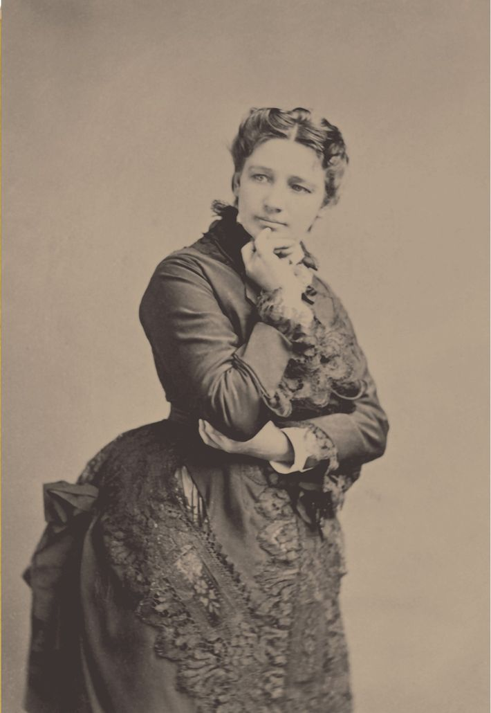 Victoria Woodhull was the first woman to run for president but was jailed on obscenity charges ...