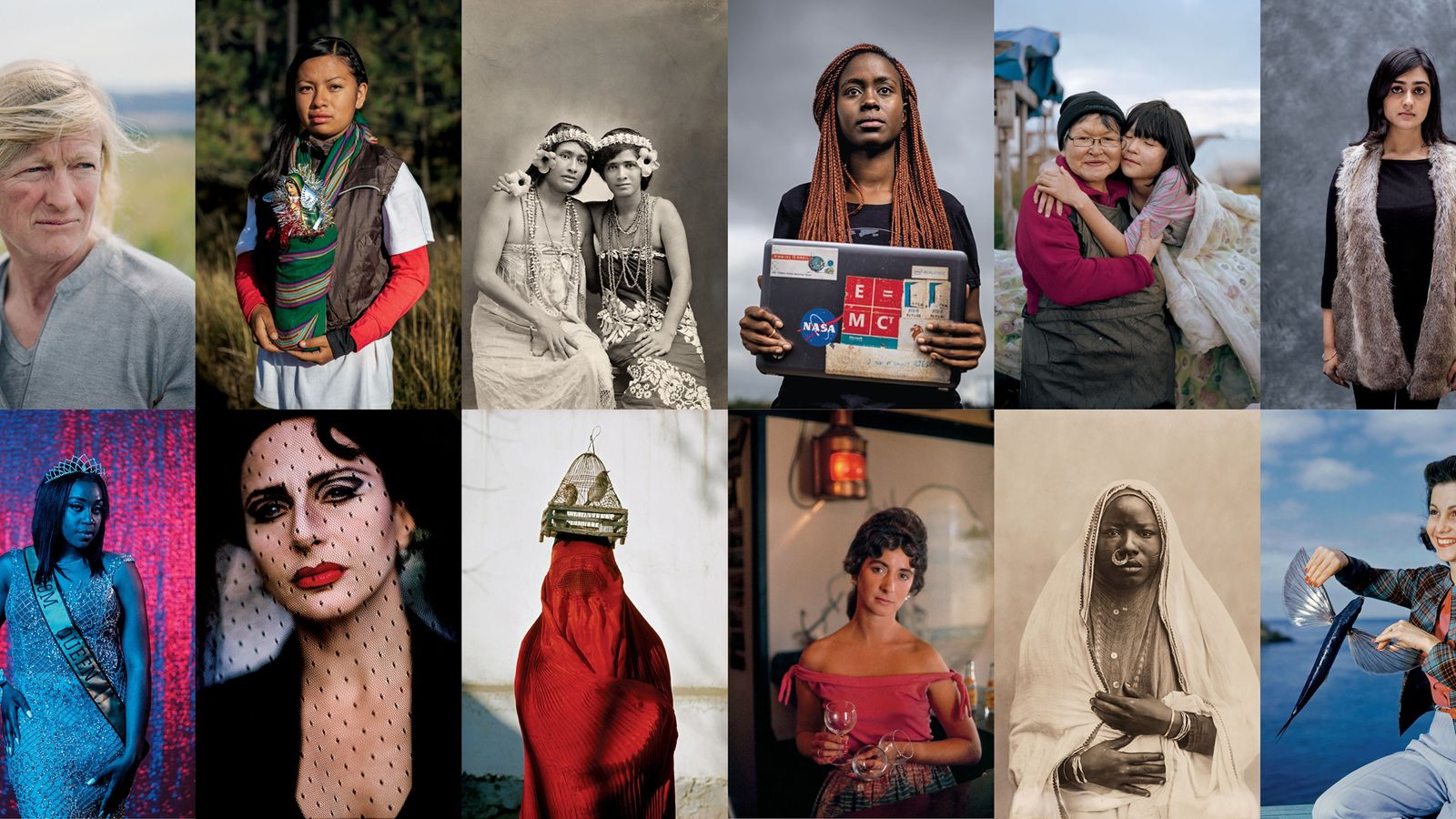 National Geographic celebrates a century of change