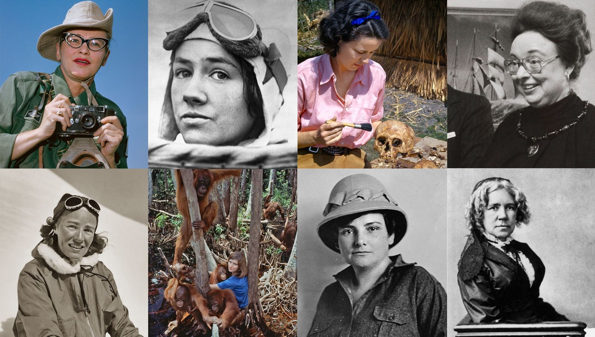 These 20 women were trailblazing explorers—why did history forget them?